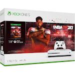 Microsoft Xbox One S NBA 2K20 Bundle - 1 TB - Robot White