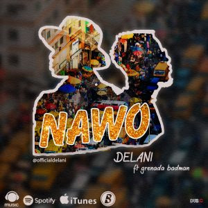 Download Music Mp3:- DELANi Ft Grenada Badman – Nawo