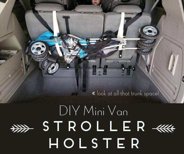 http://www.morelikehome.net/2016/09/diy-mini-van-stroller-holster.html