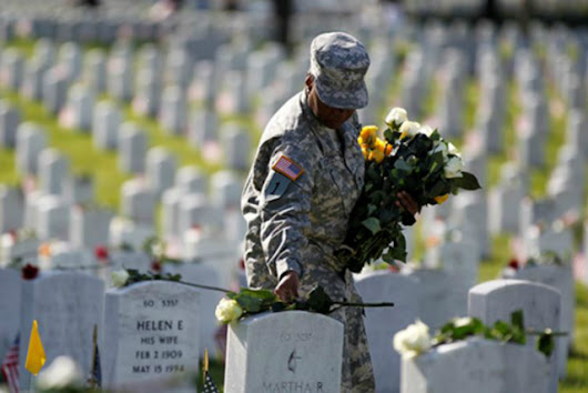Veterans Day brings home National Family Caregiver's Month