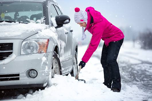 Get Ready for Winter Driving With Tips and Kit