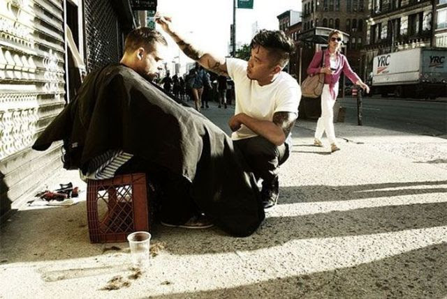 The NYC Stylist Who Is Making the Homeless Feel Beautiful Too