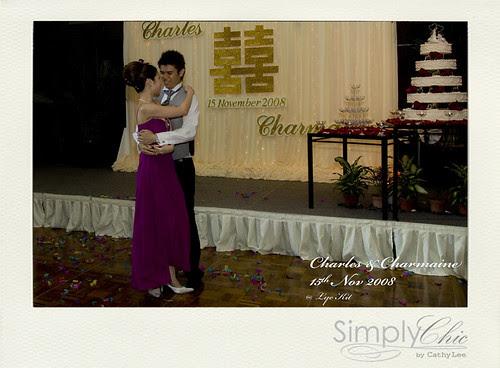 Charmaine ~ Wedding Night - Dancing