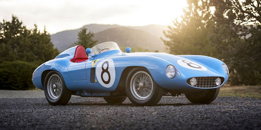 This Gorgeous Ferrari 500 Mondial Has an Incredible Story