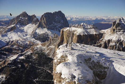 Winter Hiking in the Dolomites. - Holiday From Where