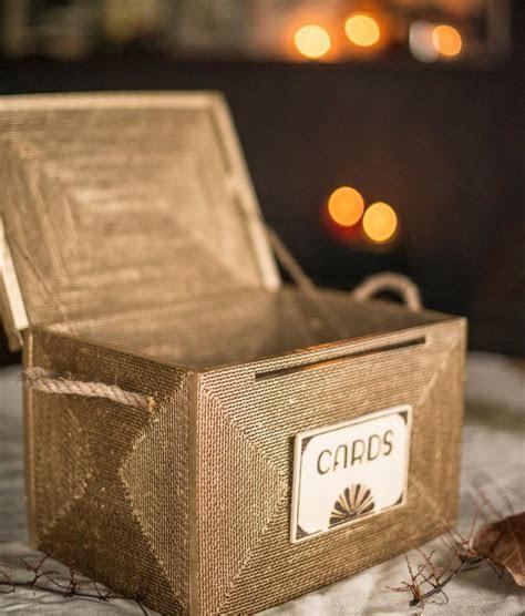 Wedding Card Box Rustic Card Box Wedding Card Holder Card