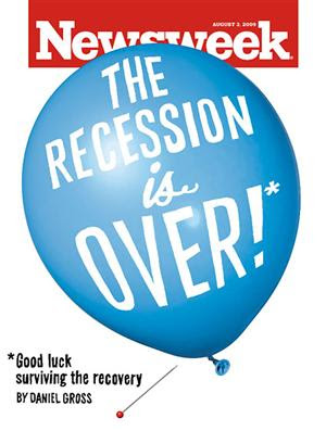 newsweek-recession-over