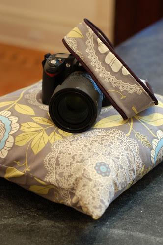 Sewing8PillowandCameraStrap