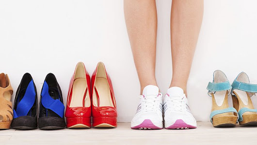 The Best and Worst Shoes for Back Pain