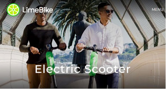 Shared Electric Scooters Arrive in the Bay Area and Most Riders are Breaking the Law - GJEL Accident Attorneys