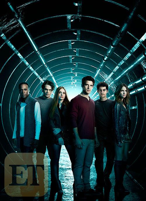 Resultado de imagem para Teen Wolf season 6 poster