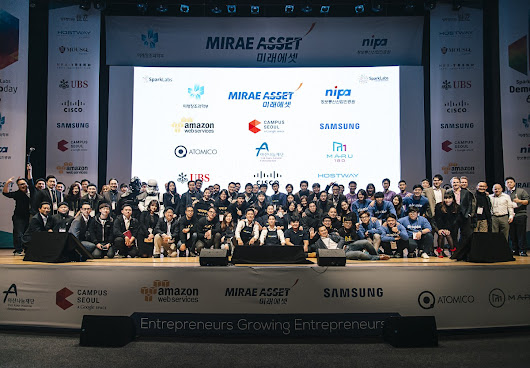The biggest accelerator demo day in the world is in South Korea — the story behind Asia's premier…