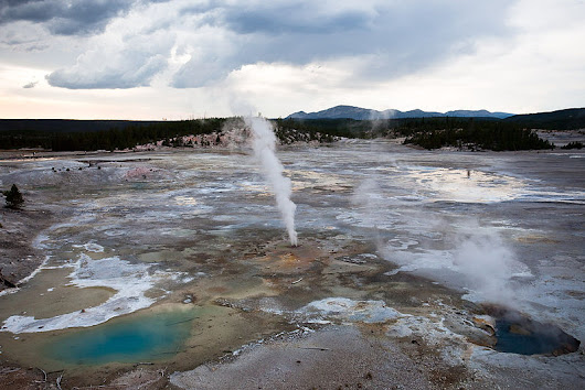 Yellowstone Visitor Walks into Hot Spring, No Body to Recover | OutdoorHub