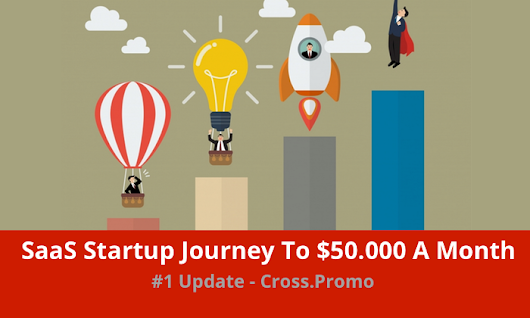 Startup Journey Of Cross.Promo To 50K - Chapter 1