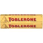 Toblerone Swiss Milk Chocolate, Honey & Almond Nougat - 6 pack, 3.52 oz bars