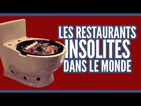 اغرب مطاعم العالم : اغرب 10 مطاعم في العالم لم تشهده قط