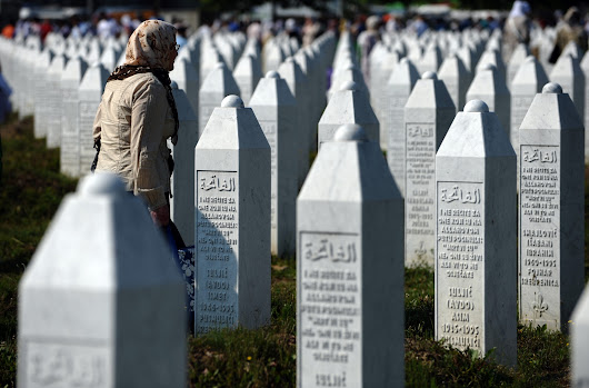 Srebrenica massacre: 'We lost over 50 members of our family in July 1995'