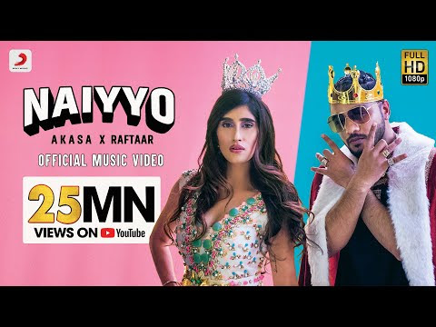 NAIYYO - Official Music Video   AKASA x Raftaar   Latest Hit 2020