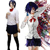 Tokyo Ghoul Cosplay Touka