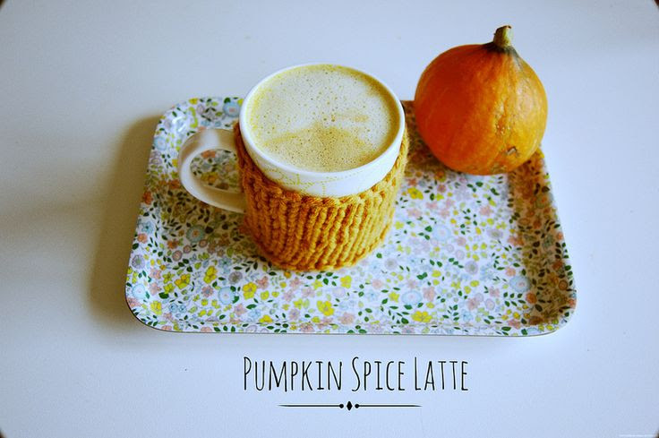 Pumpkin Spice Latte Recipe {façon Starbucks}