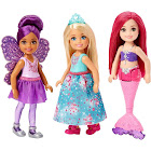 Barbie FPL86 Dreamtopia Chelsea Doll Multipack