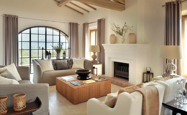 Wohnzimmer einrichten - Beispiele, die sehenswert sind