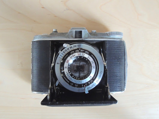 The Agfa Isolette 4.5