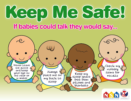 Keep Me Safe! Here's what to know for Baby Safety Month 2018 | OnSafety