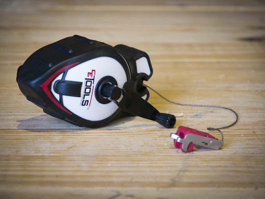 SnapBack Chalk Line: One Reel to Rule Them All? | Pro Tool Reviews