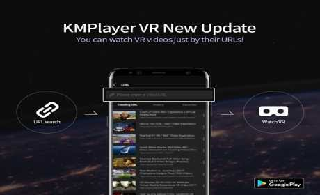 DOWNLOAD KMPlayer VR (360degree, Virtual Reality) 0.1.11 Apk android
