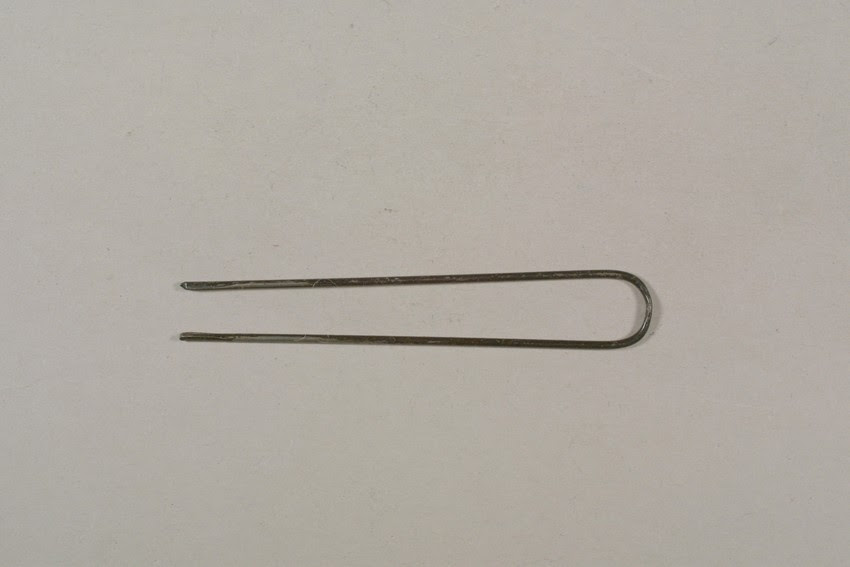 19th Century hairpin from Historic New England