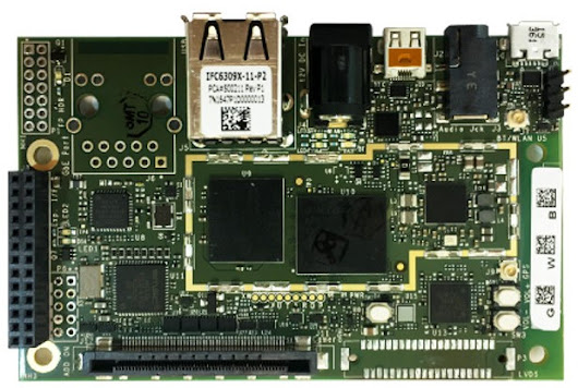 Inforce 6309L Board is Powered by Qualcomm Snapdragon 410E Processor with 10-year Availability