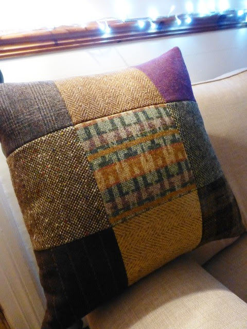 """Uncle Jerry's cushion 18"""""""