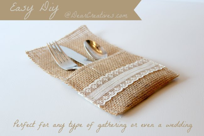 Burlap Utensil Holder_ Diy _Fork_Knife_Spoon_ Theresa Huse 2013