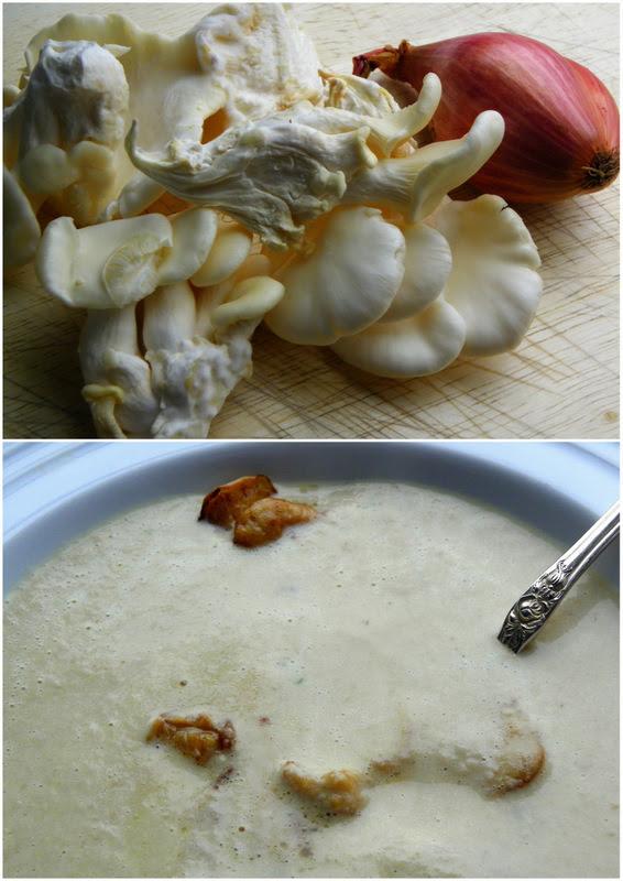 Oyster Mushroom Stew
