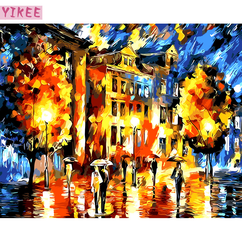 Custom Paint By Numbers On Canvas Paint By Number Kits Oil Painting Buy Paint By Number Kits Oil Painting Paint By Numbers On Canvas Custom Paint By Numbers Product On Alibaba Com