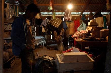 Pobreza extrema en Cochoapa Guerrero. Foto: Miguel Dimayuga