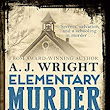 Review: Elementary Murder by A.J. Wright