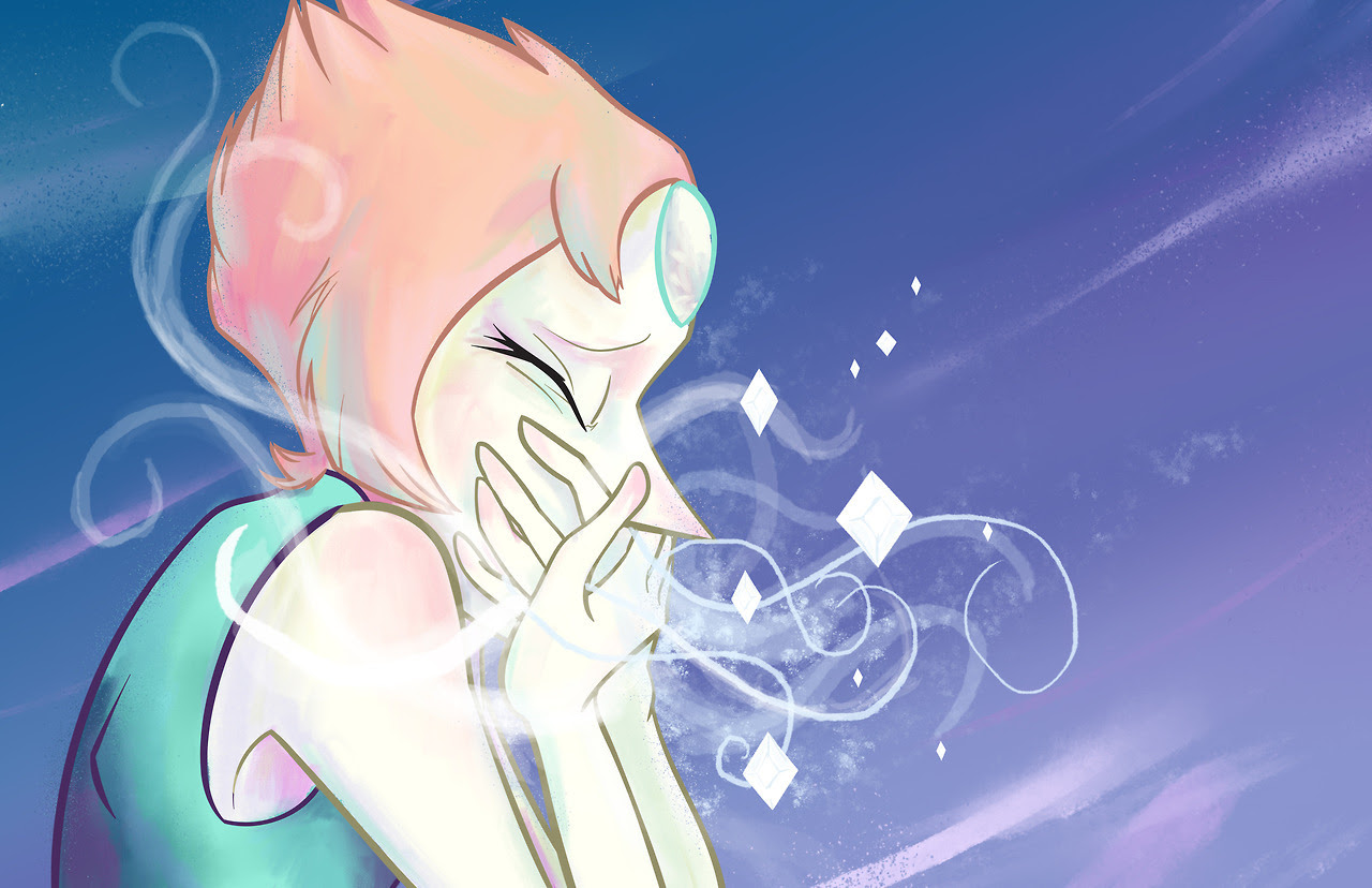 Let Pearl Say Fuck Whatever It Is White Diamond Doesn't Want Her To Say just a WIP so far, but I wanted to put it out there for now. While it's actually still relevant? I guess?