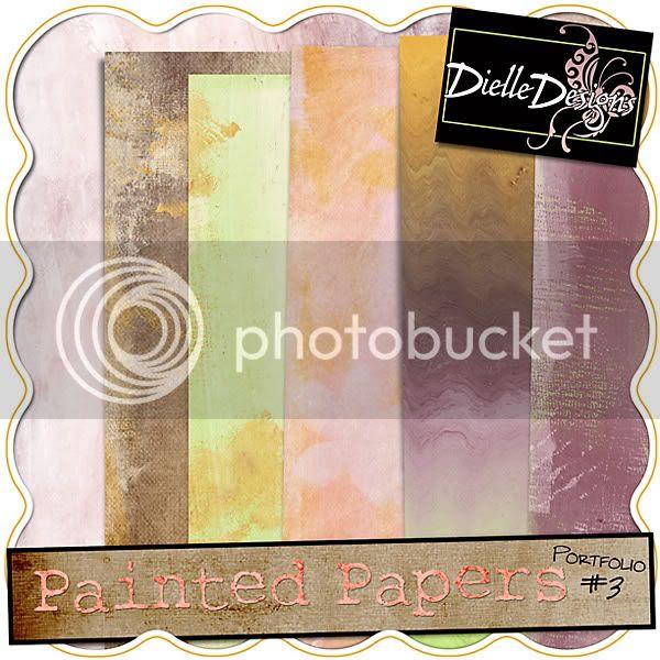 Dielle_PaintedPapers3_Prev.jpg picture by Dielledl