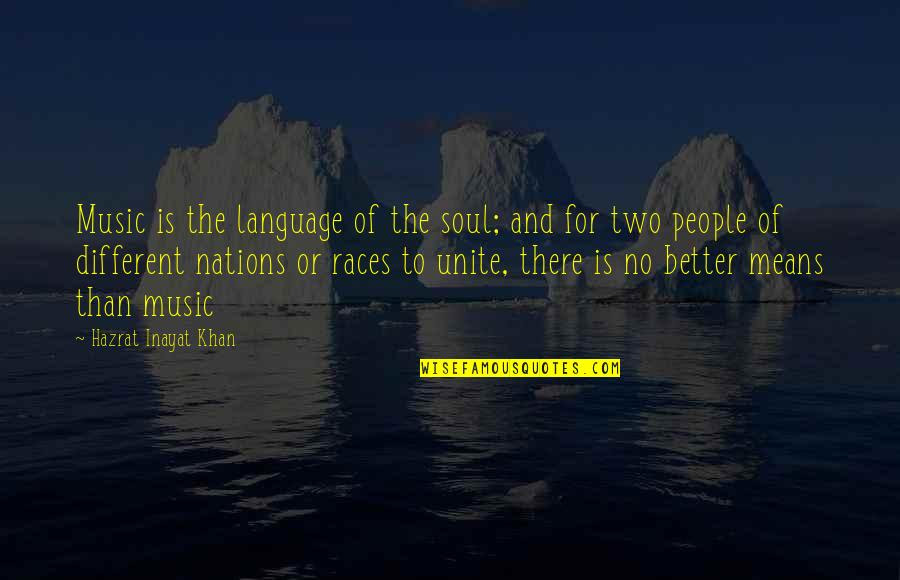 Music Language Of The Soul Quotes Top 14 Famous Quotes About Music