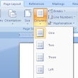 Using and formatting columns in Microsoft Word
