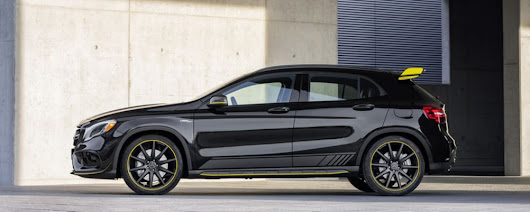 The New 2018 Mercedes-Benz GLA Performance Specs