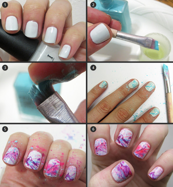 Top 15 Easy To Do At Home Nail Art Designs For Beginners Nailspaexperience Blog