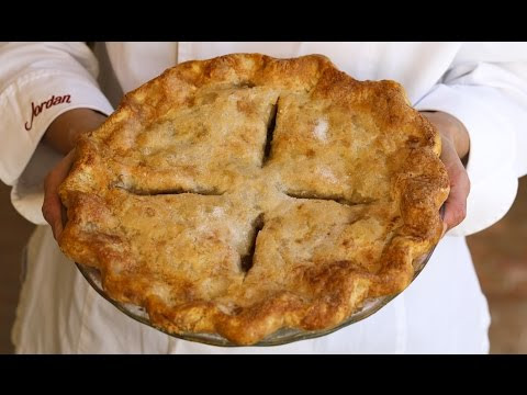 How to make pie crust video: simple flaky apple pie recipe | The Jordan Journey
