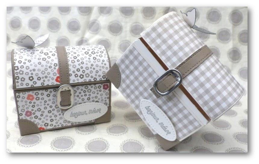 Coul 39 heure papier coffre haute couture tutoriel for Coffre de couture