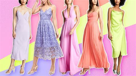 34 Pastel Bridesmaid Dresses Perfect for Warm Weddings