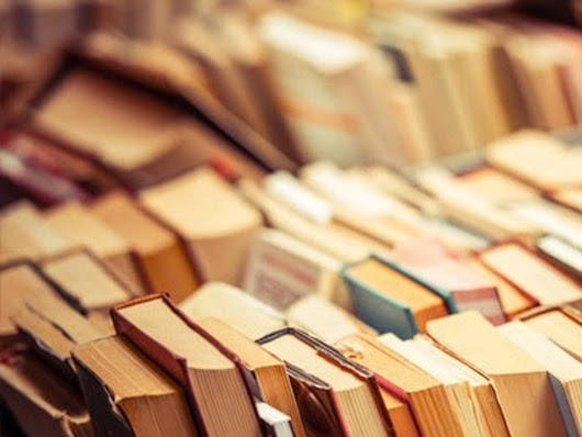 McGill Library to Host Annual Used Book Sale