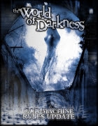 World of Darkness: The God Machine Rules Update