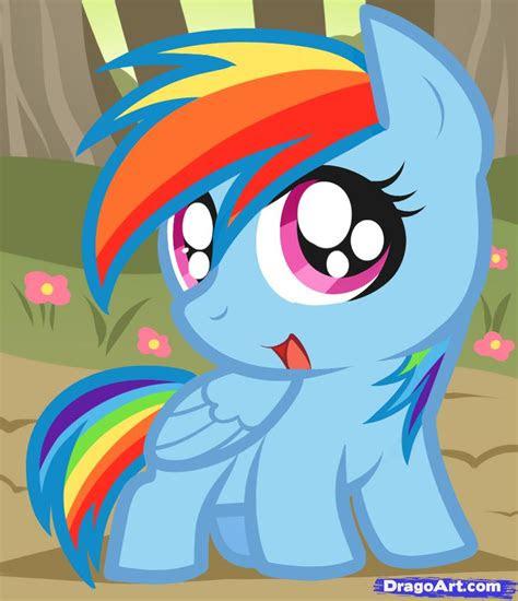 draw chibi rainbow dash chibi rainbow dash